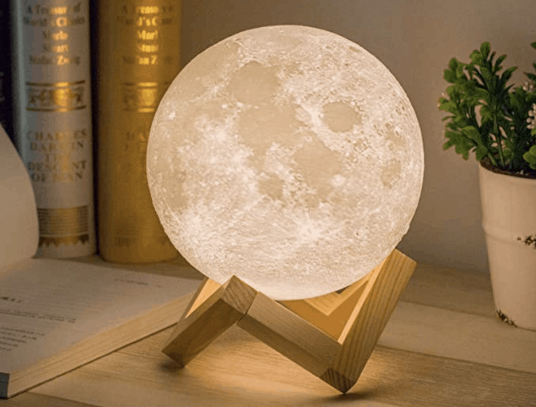 Space Gifts - Moon Lamp