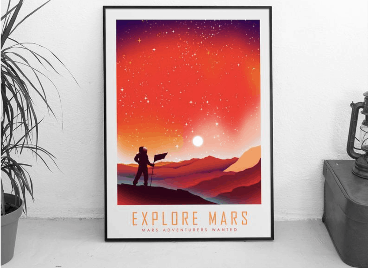Space Gifts - Studio Inception Prints
