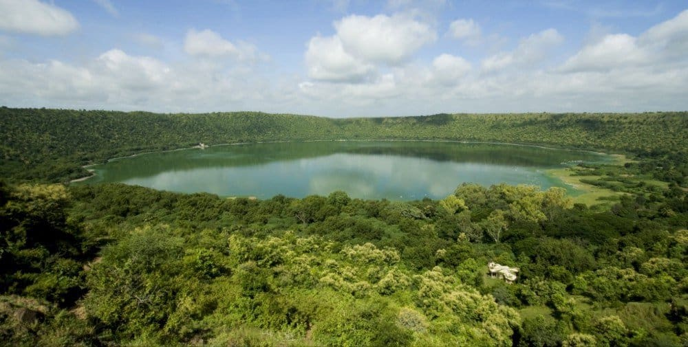 Impact Craters to Visit: Lonar Lake