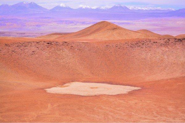 Impact Craters to Visit: Monturaqui