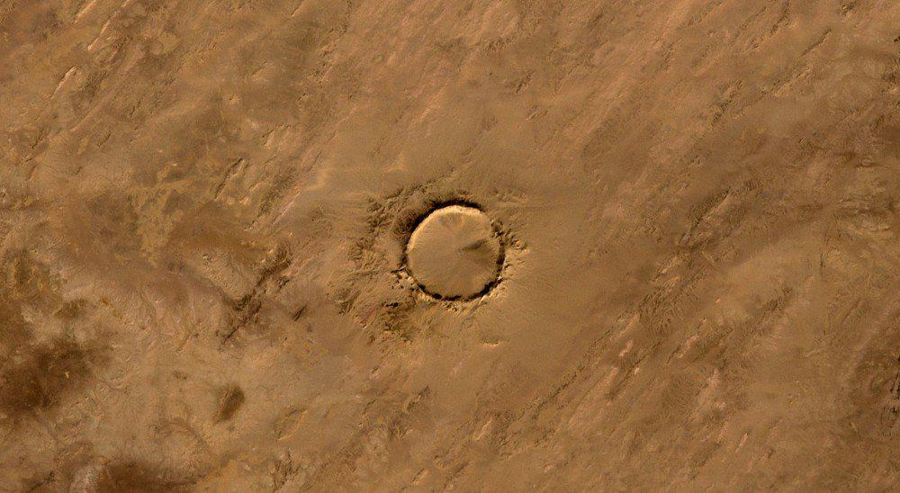 Impact Craters to Visit: Tenoumer Crater