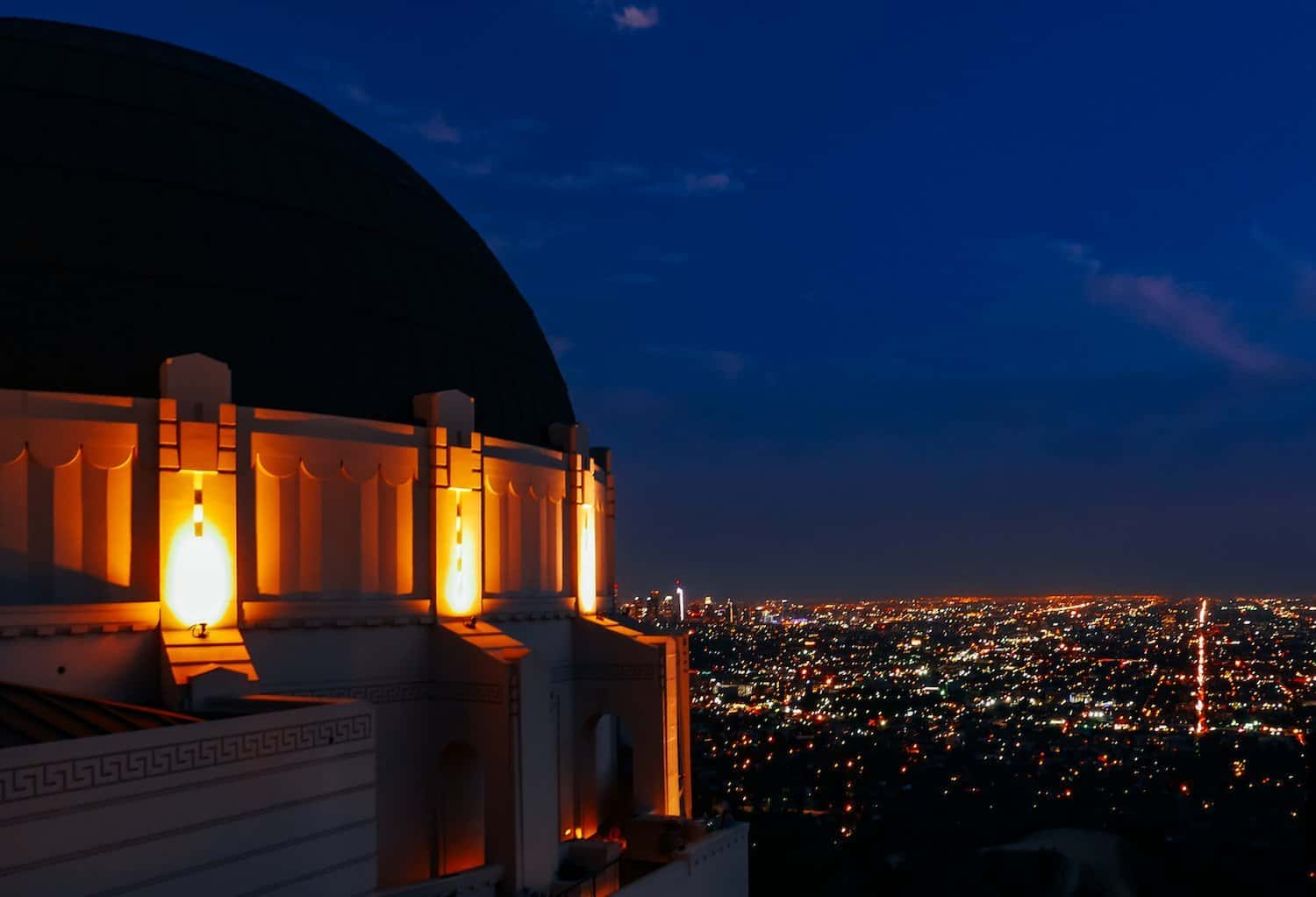 Stargazing in Los Angeles: Griffith Observatory by Dave Sizer