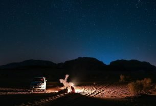 Jordan Stargazing Destinations
