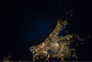 New Orleans by Night - NASA Marshall via Flickr