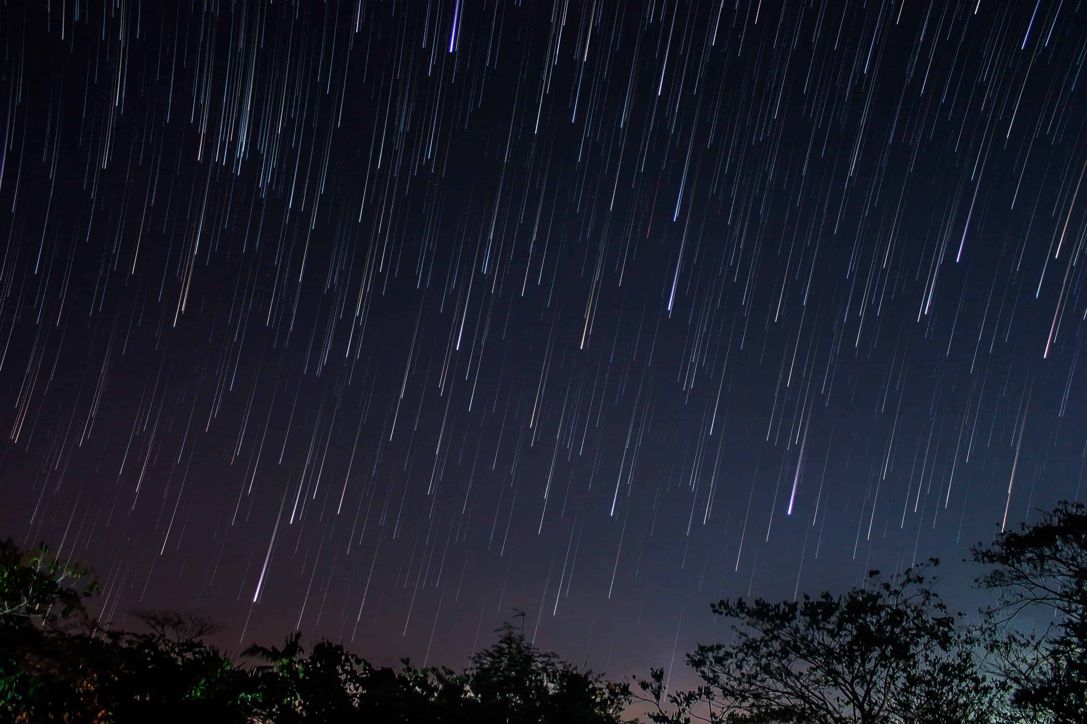 Astrophotography Tips: Star Trails & Setting Exposure