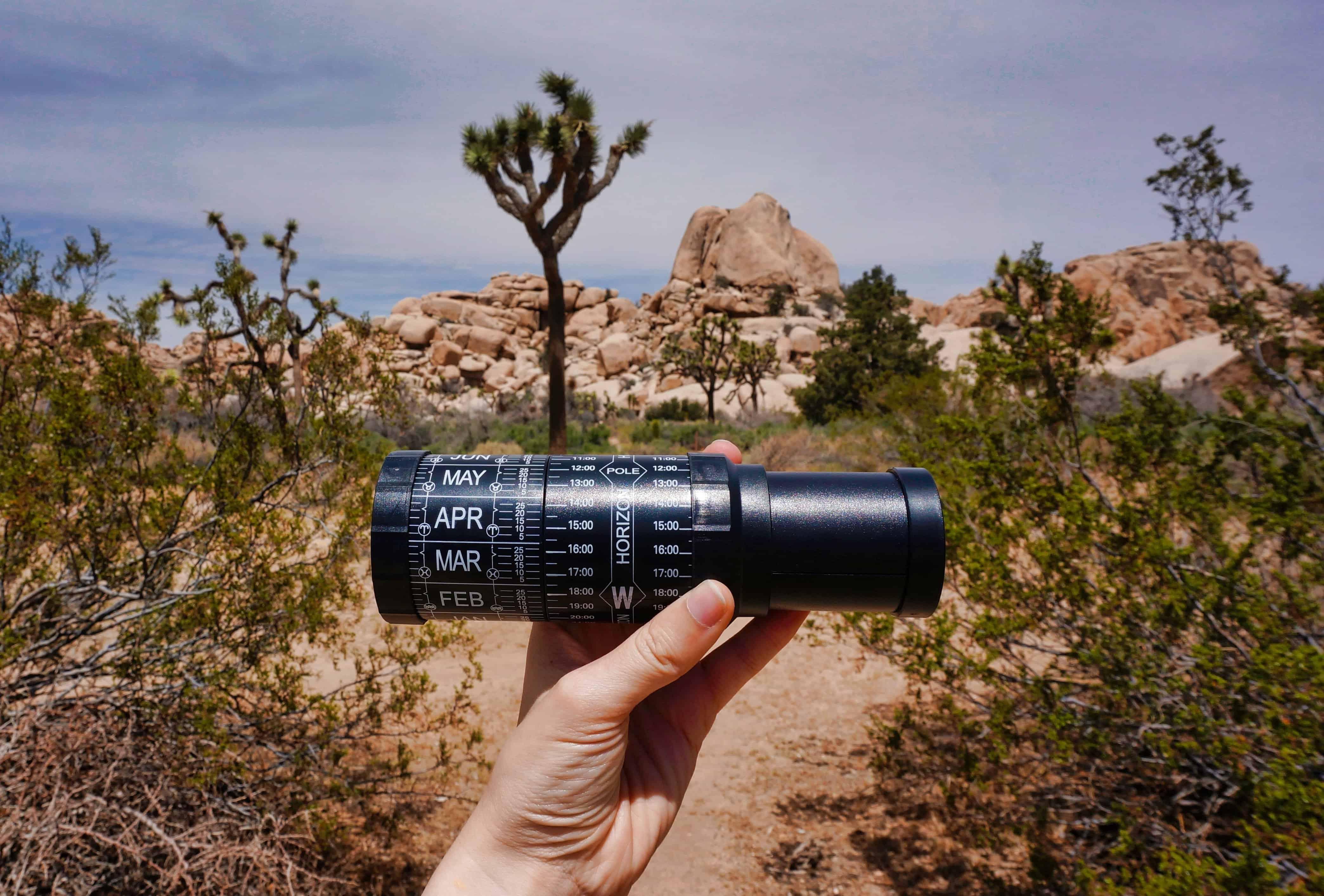 Using a Stellarscope to Prep for Stargazing