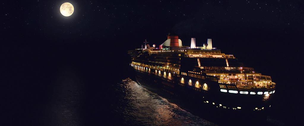 Cunard World Space Week 1