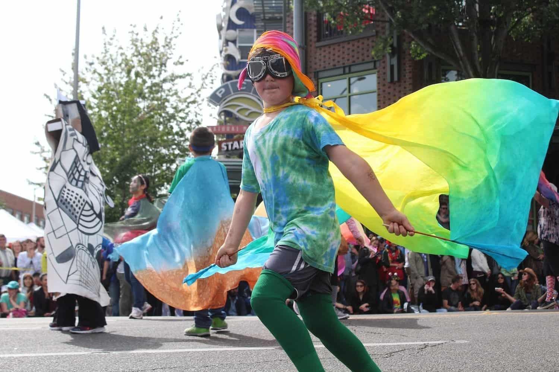 Seattle Fremont Solstice Festival
