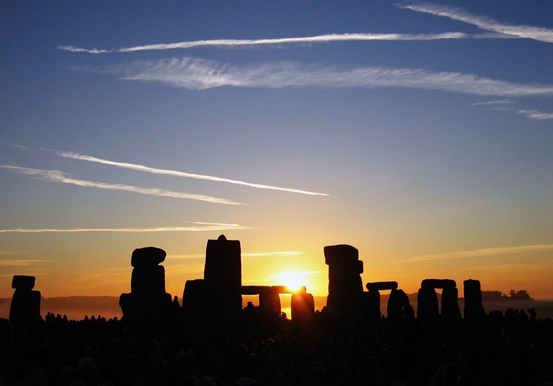 Stonehenge Summer Solstice - Andrew Dunn via Wikimedia Commons