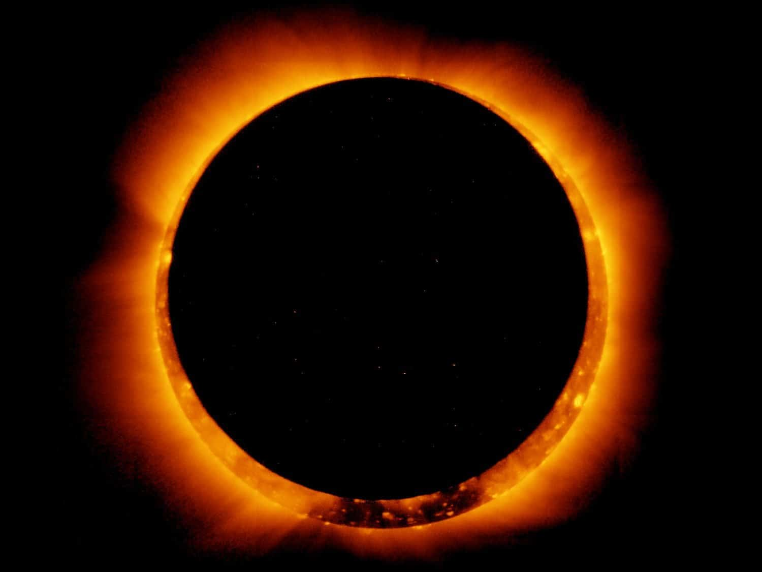 Annular Solar Eclipse - NASA via Flickr