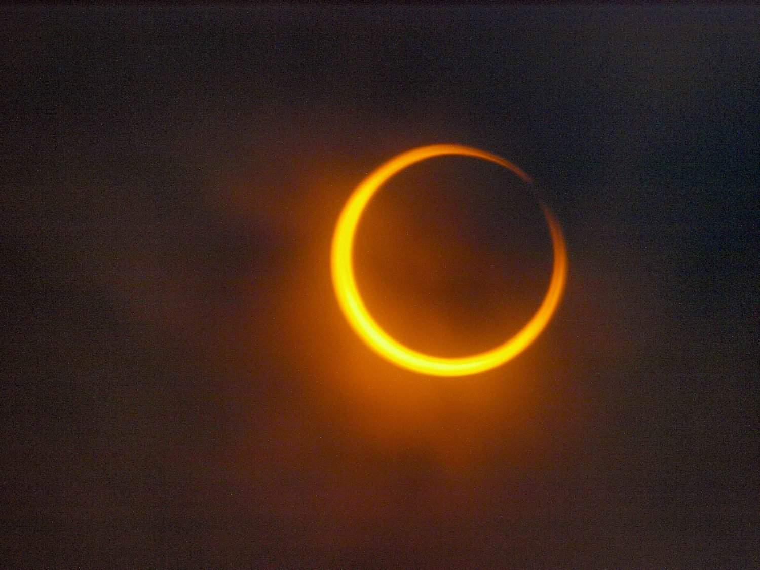 Annular Solar Eclipse - Pixabay