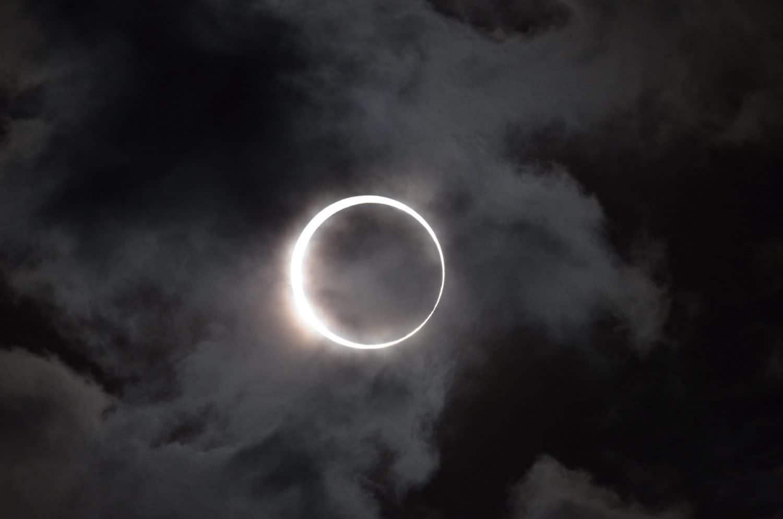 Annular Solar Eclipse - Takeshi Kuboki via Flickr