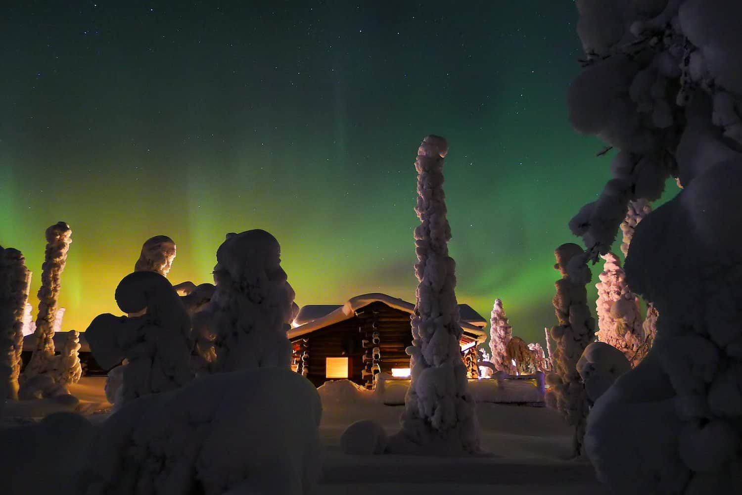 How to See the Northern Lights in Finland - Timo Newton-Syms via Flickr