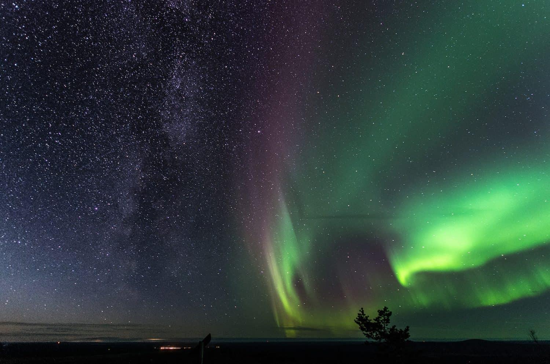 Northern Lights in Finland - Sodankylä - Juho Holmi via Flickr