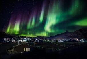 Northern Lights in Greenland - Mads Pihl - Visit Greenland 3