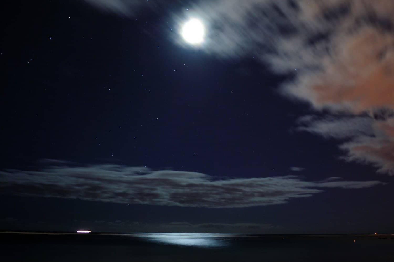 Stargazing in Honolulu - Daniel Ramirez via Flickr