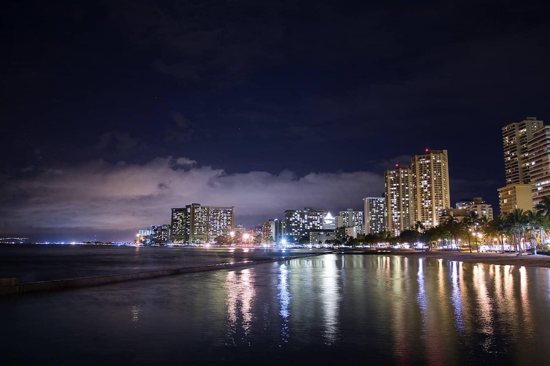 Stargazing in Honolulu - digitonin via Flickr