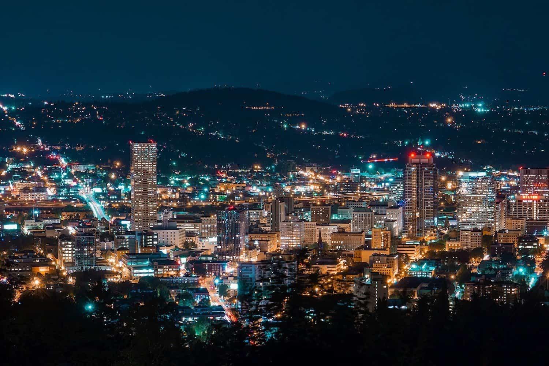 Stargazing in Portland Featured