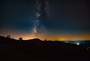 Stargazing in the Blue Ridge Mountains - lawepw via Flickr