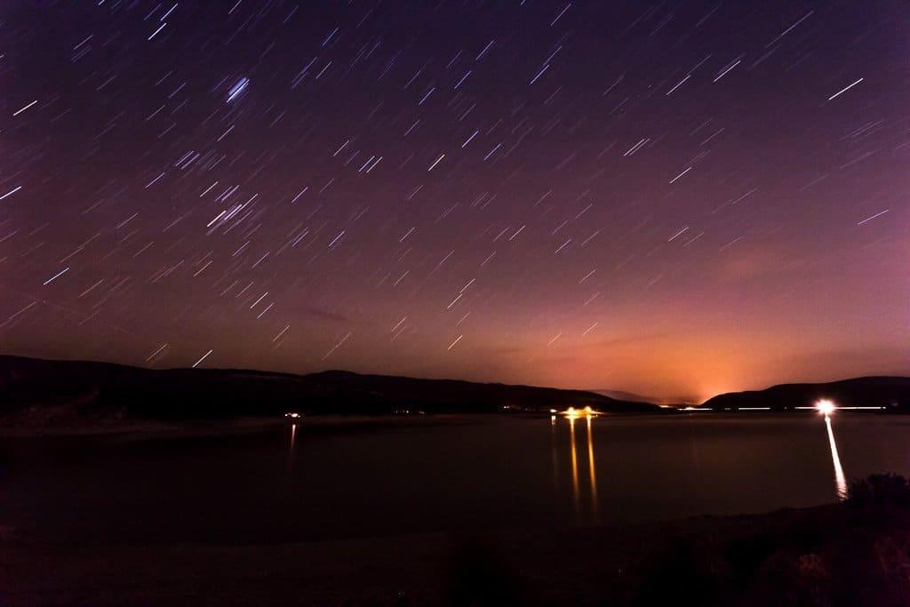 Stargazing near Salt Lake City - Donncha O Caoimh via Flickr