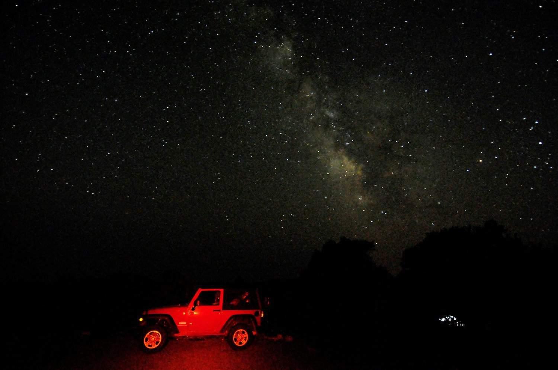 Stargazing near Salt Lake City - Matt Roberts via Flickr