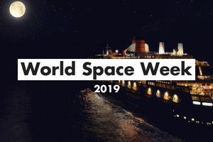 World Space Week Card