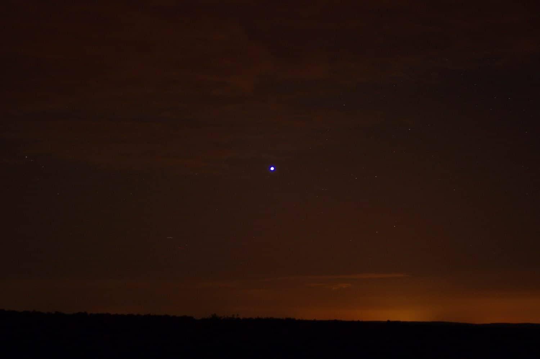 Night Sky - Uranus at Opposition - Peter via Flickr