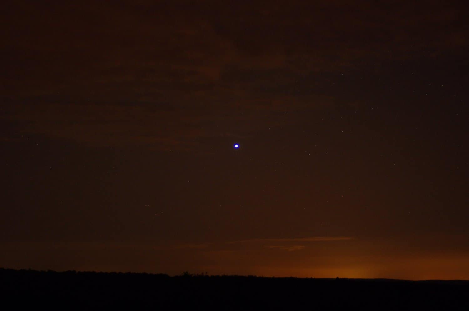 Night Sky October - Uranus at Opposition - Peter via Flickr