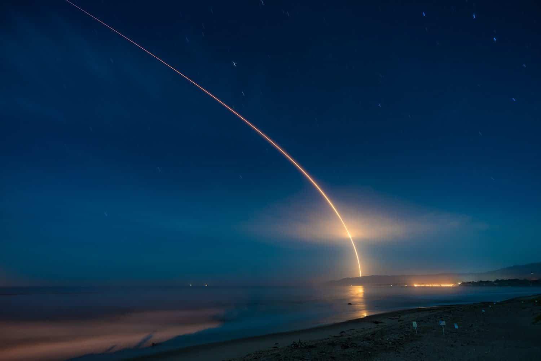 NASA Insight Launch - Glenn Beltz via Flickr