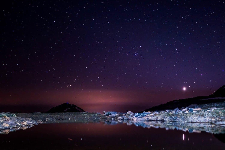 Night Sky - Venus - Art Ivakin via Flickr