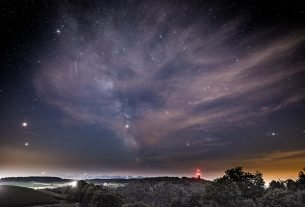 Night Sky in December - Kaustav Ghose via Flickr
