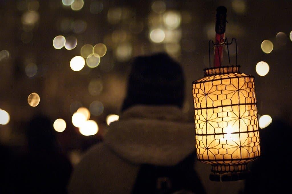 Winter Solstice Lantern Festival - ItzaFineDay via Flickr