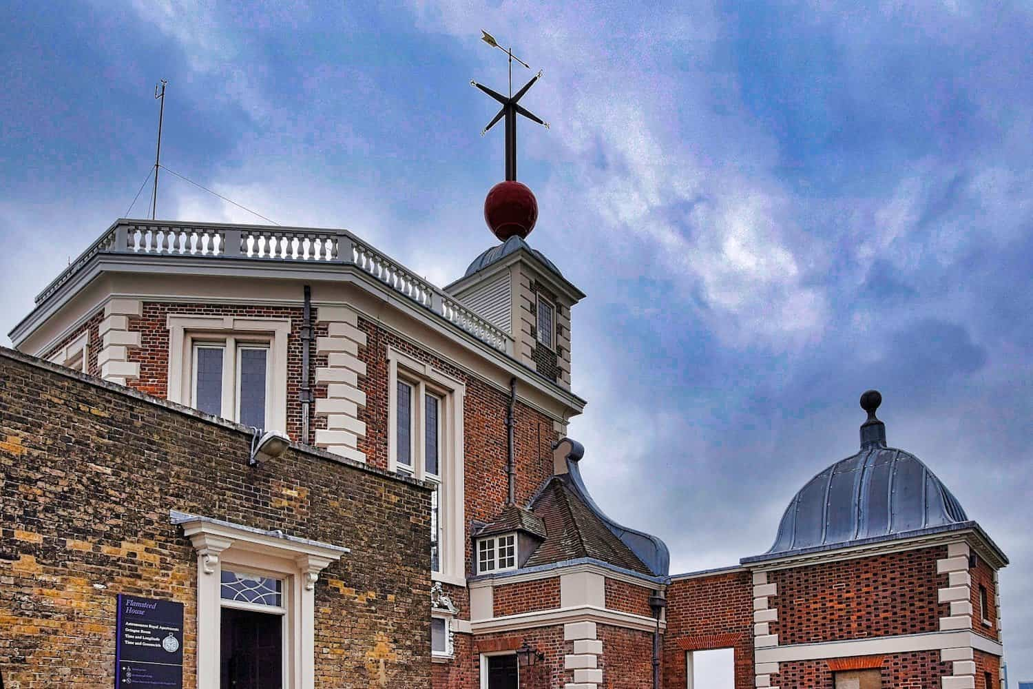 Royal Observatory Greenwich - Flamsteed House - David (MK)