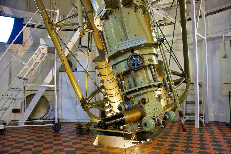 Royal Greenwich Observatory - Great Equatorial Telescope - Mario Sánchez Prada via Flickr