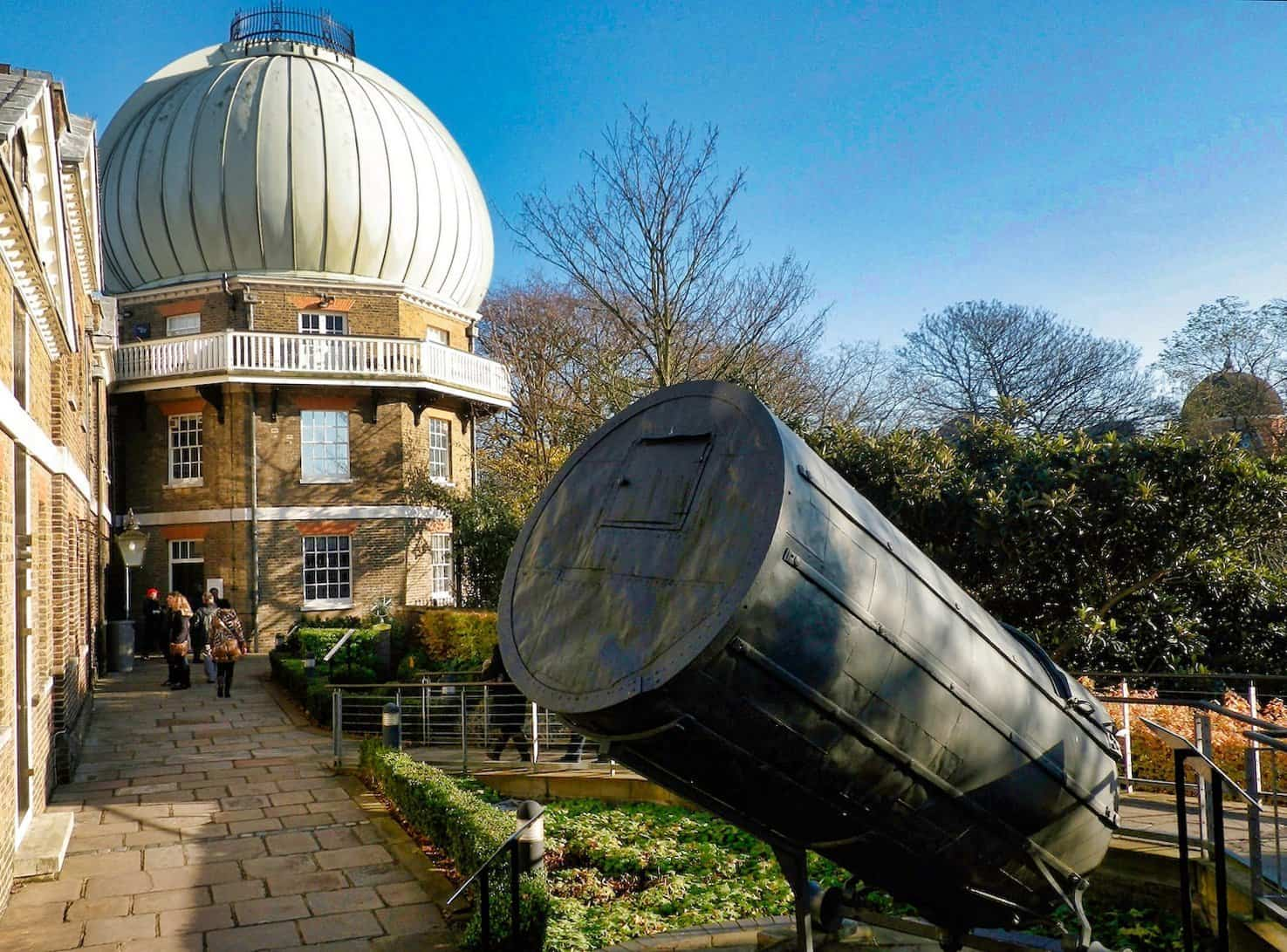Royal Observatory Greenwich - Herschel Telescope - todd.vision via Flickr