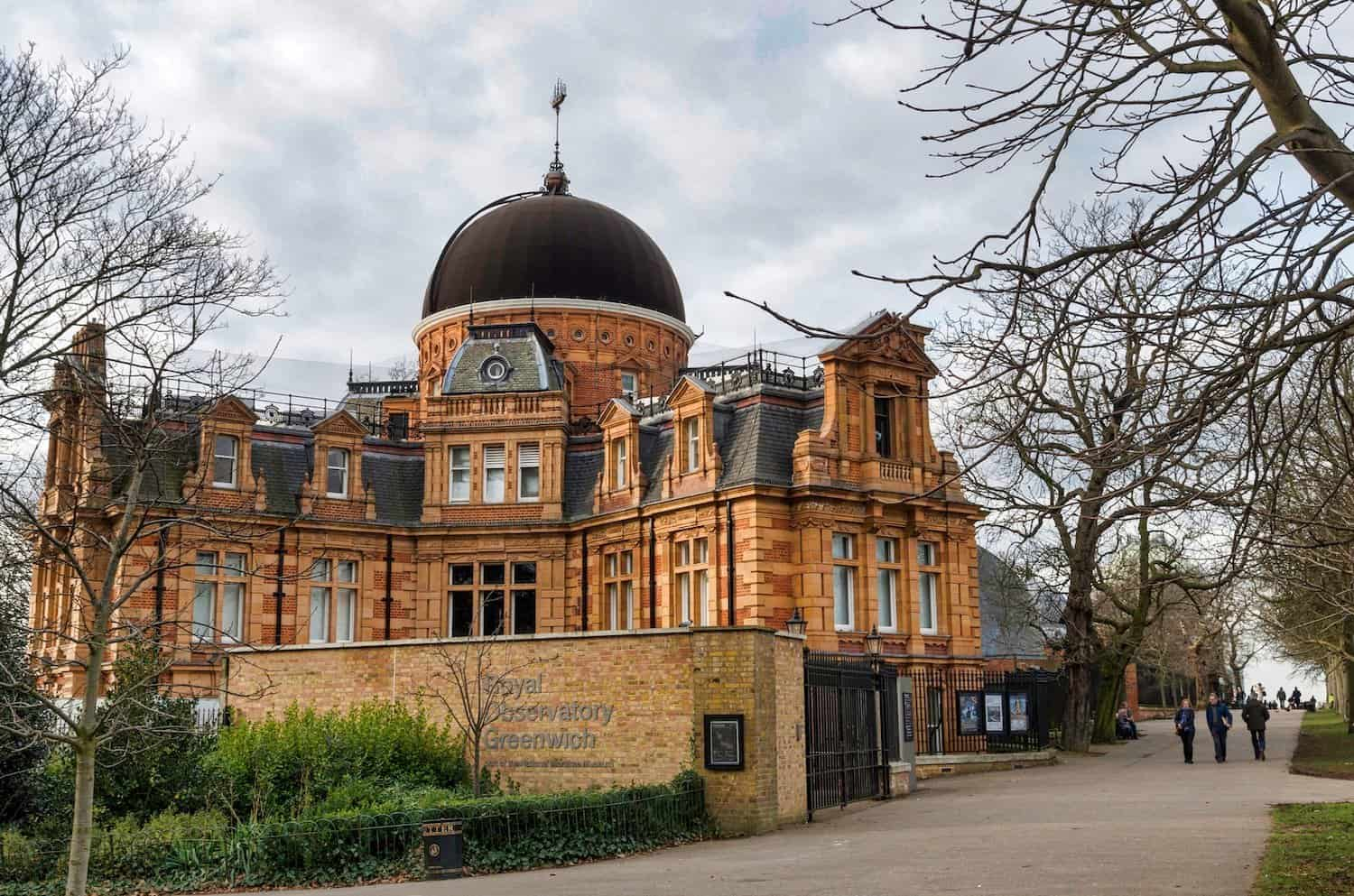 Royal Greenwich Observatory - Marc Czerlinsky via Flickr