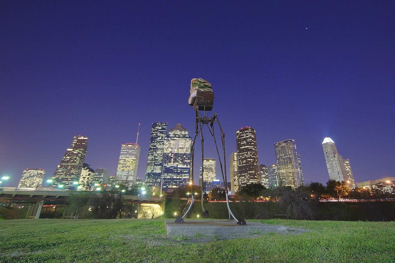 Stargazing in Houston Featured