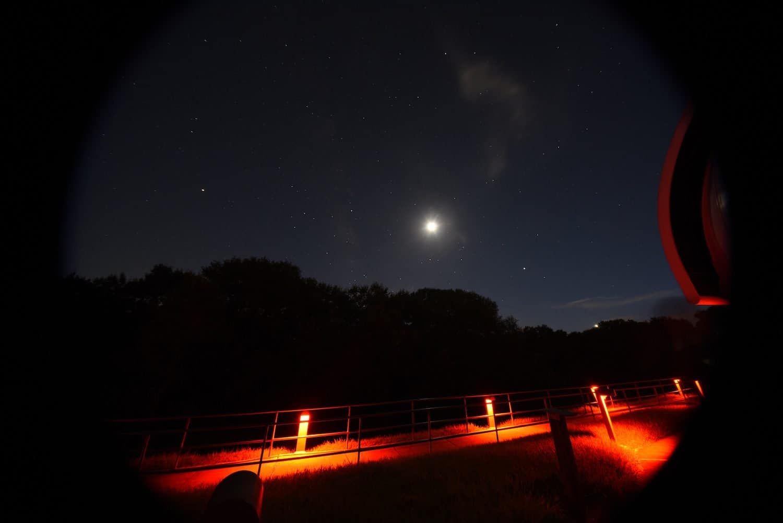 Stargazing in Houston - The George Observatory - geojoetx via Flickr