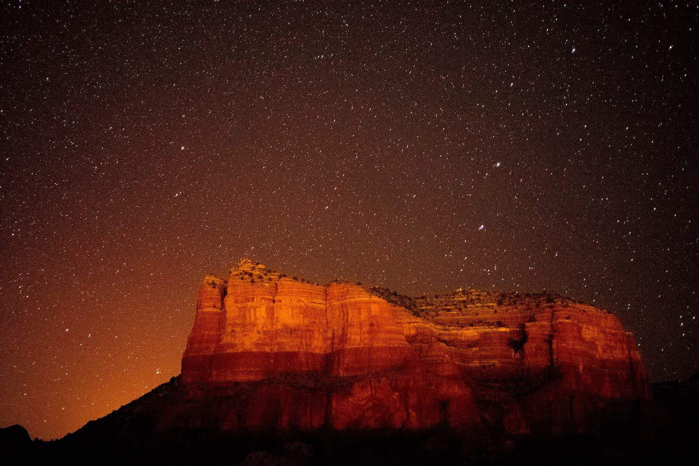 Stargazing in Sedona: Where to Go