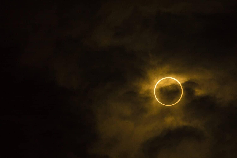 Annular Solar Eclipse - t-mizo via Flickr