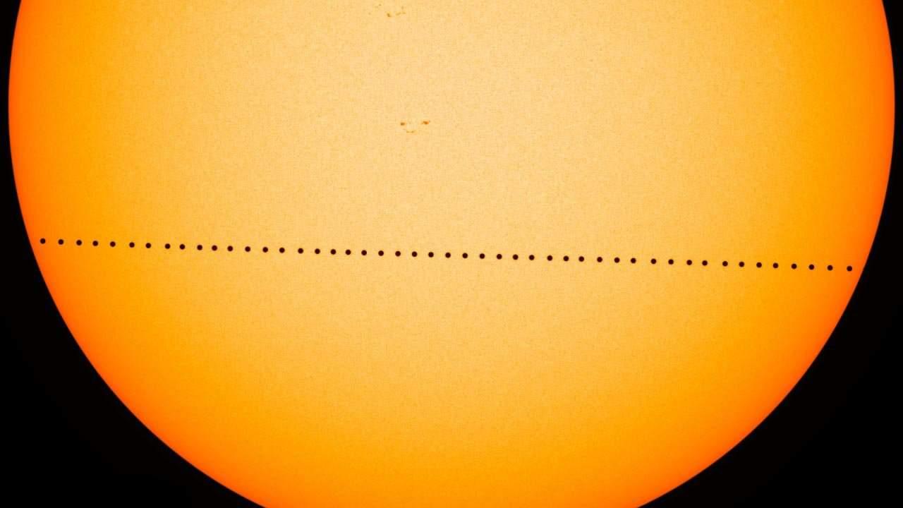 Mercury Transit - NASA Goddard via Flickr