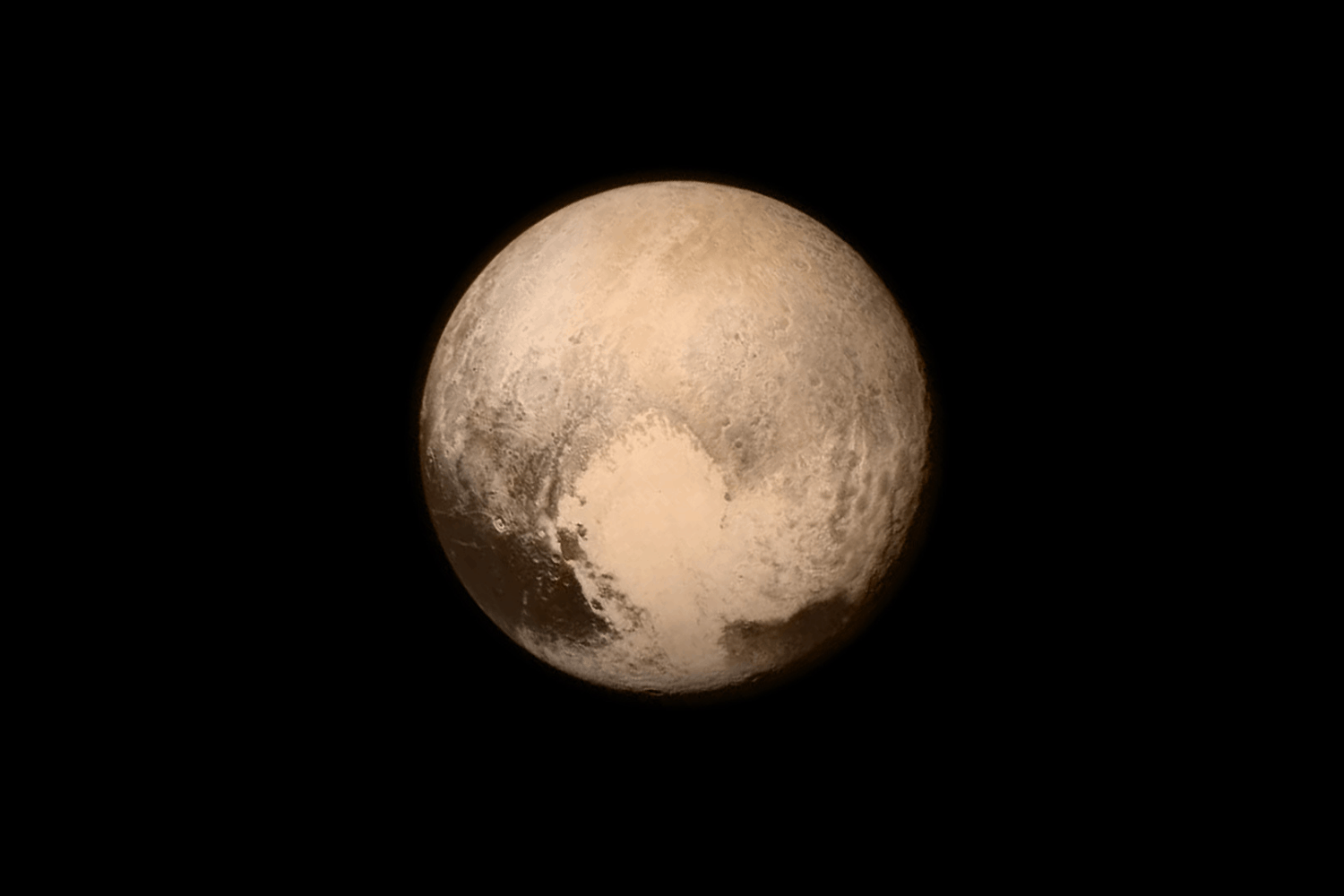 Night Sky Events - Pluto - NASA Goddard via Flickr