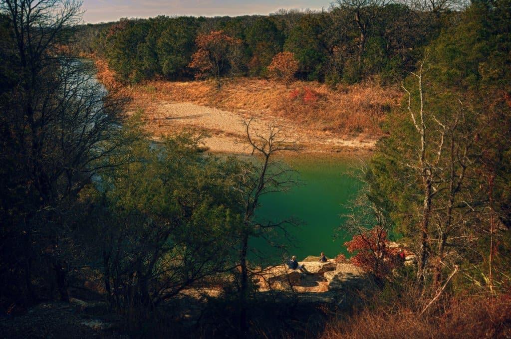 Stargazing near Dallas - Dinosaur Valeley State Park - Randall Chancellor via Flickr