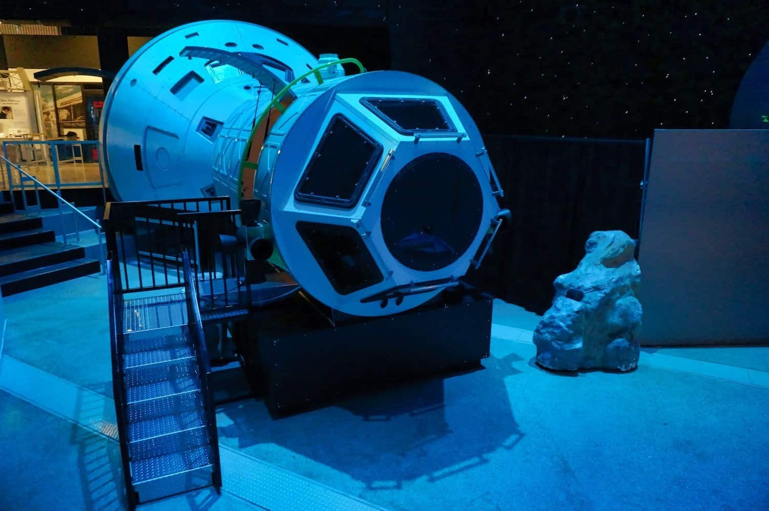 Space Camp - Orion Sim 2