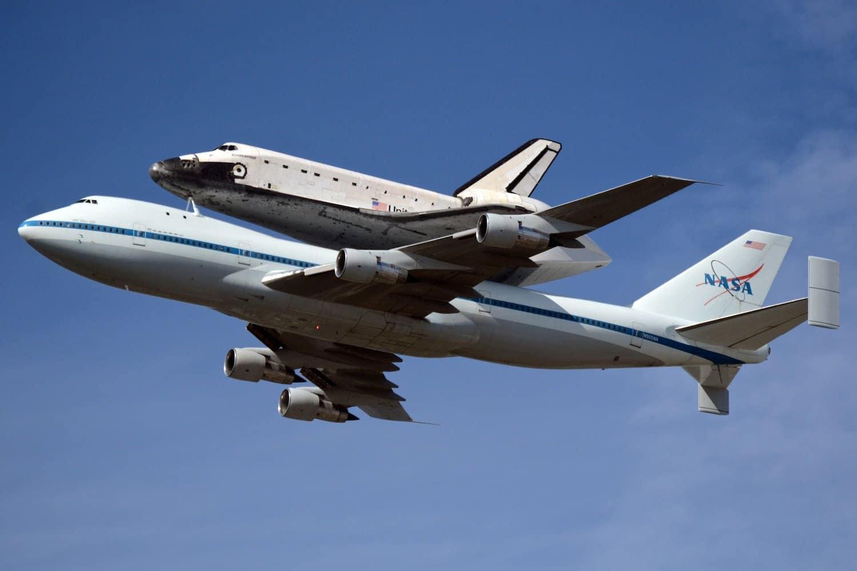 Space Shuttle Endeavour - Jun Seita via Flickr