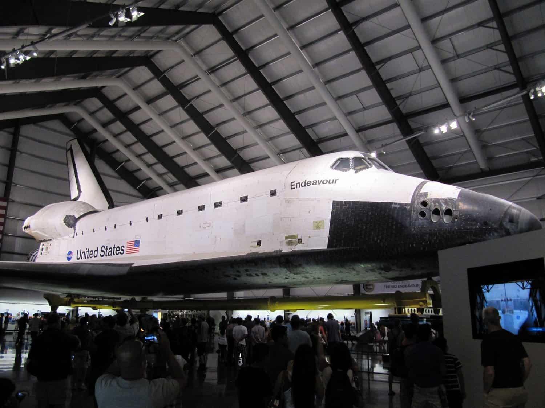 Space Shuttle Endeavour - Mr. Littlehand via Flickr