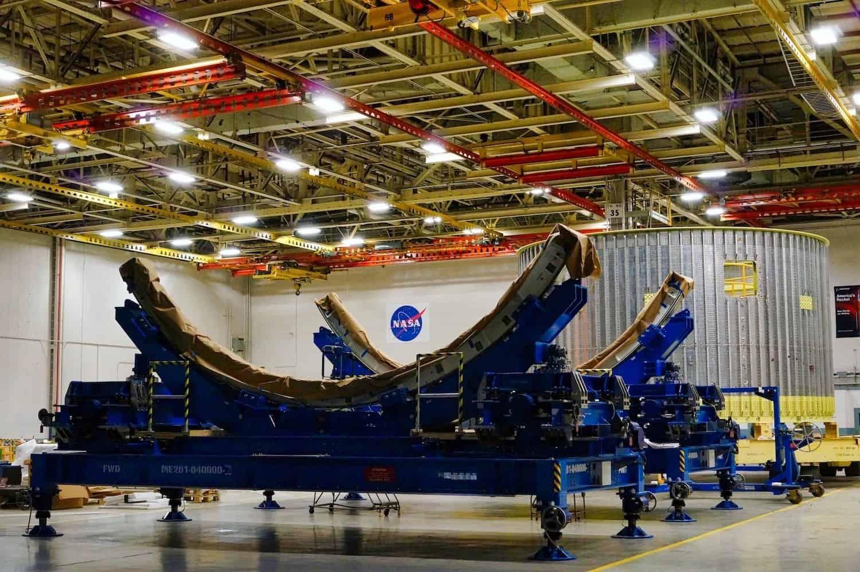 Michoud Assembly Facility - SLS Assembly