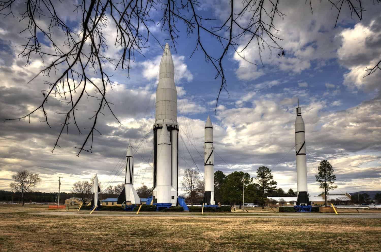 Rocket Park - NASA:MSFC:Fred Deaton