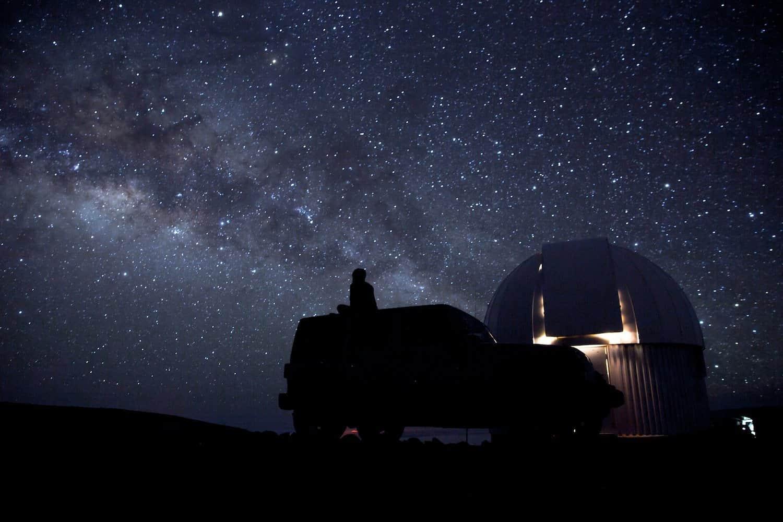 Urban Stargazing - Max Delaquis via Flickr