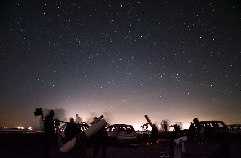 Urban Stargazing - cho-web via Flickr
